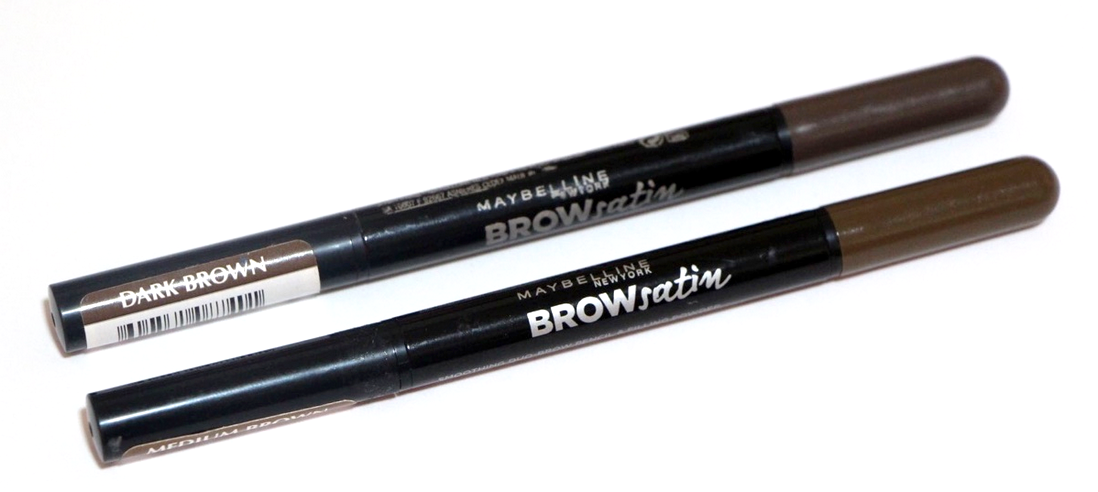 Maybelline Brow Satin duo – odstín Dark Blonde